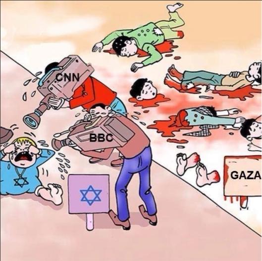 Les médias et Israel