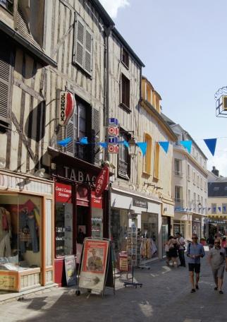 Rue piétonnière