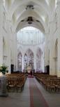 Église St Eusèbe - Vue du cœur