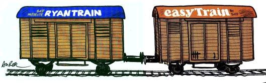 Easy & Ryan Train _Aurele