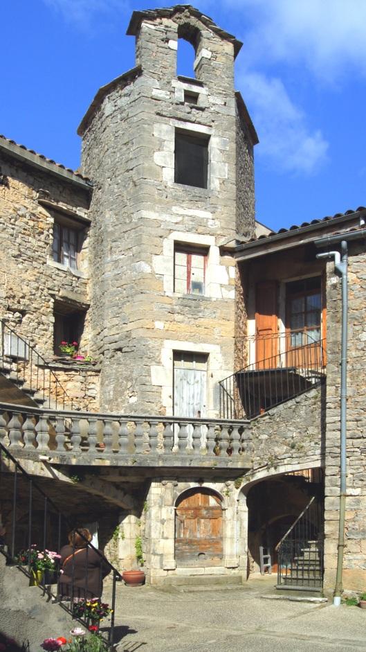 Maison du XVe et XVIIe