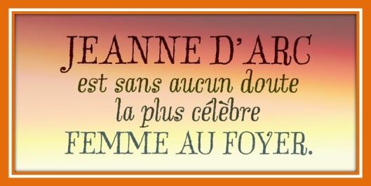 Jeanne foyer