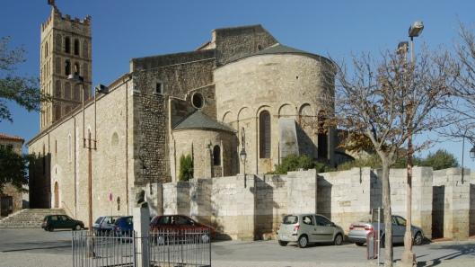 Cloitre Eglise ELNE - PO