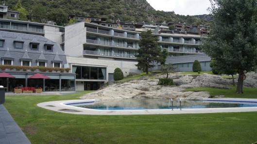 """Une partie de """"Andorre park hôtel (*****)"""""""