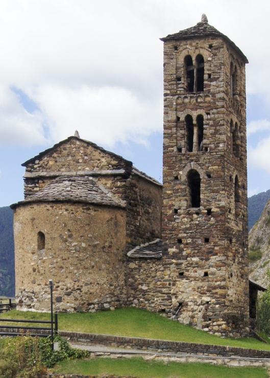 Chapelle Sant Joan de Caselles
