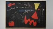 Miro - Peinture poème - 1938