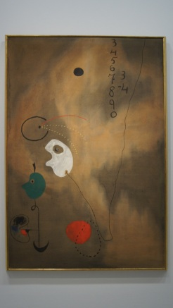 Miro - L'addition - 1925