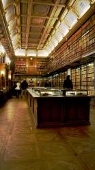 Château Chantilly - La Bibliothèque