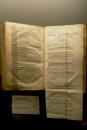 Château Chantilly - Un incunable de la bibliothèque - François Maynard 1522/1646 - Sonnet pour le duc d'Enghien