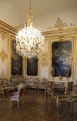 Château Chantilly - La chambre de Monsieur le Prince