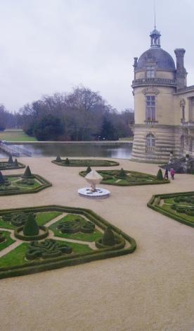 Château Chantilly Jardin