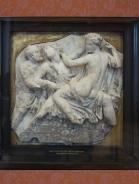 Château Chantilly - Bas relief issue d'un sarcophage